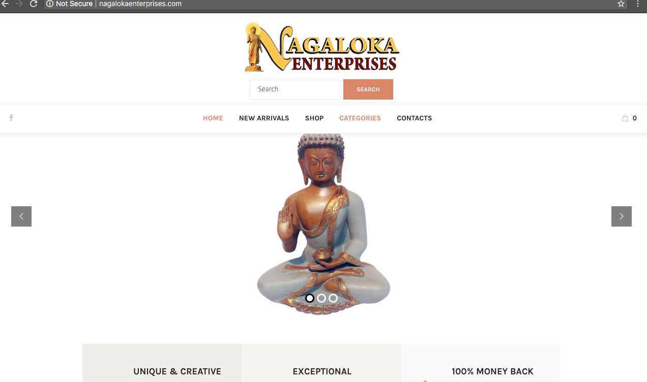 Nagaloka Enterprises