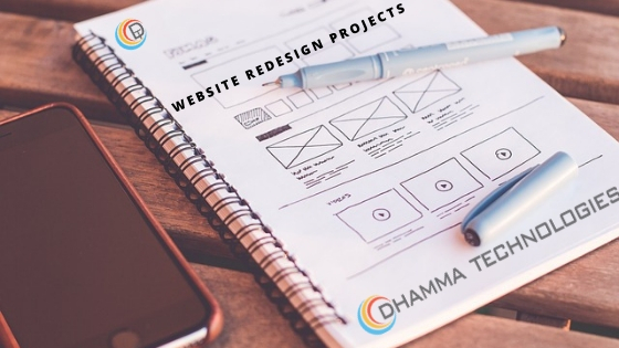 Website Redesign Projects