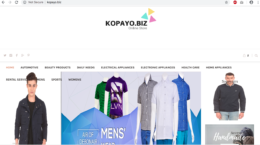 KOPAYO Website Home